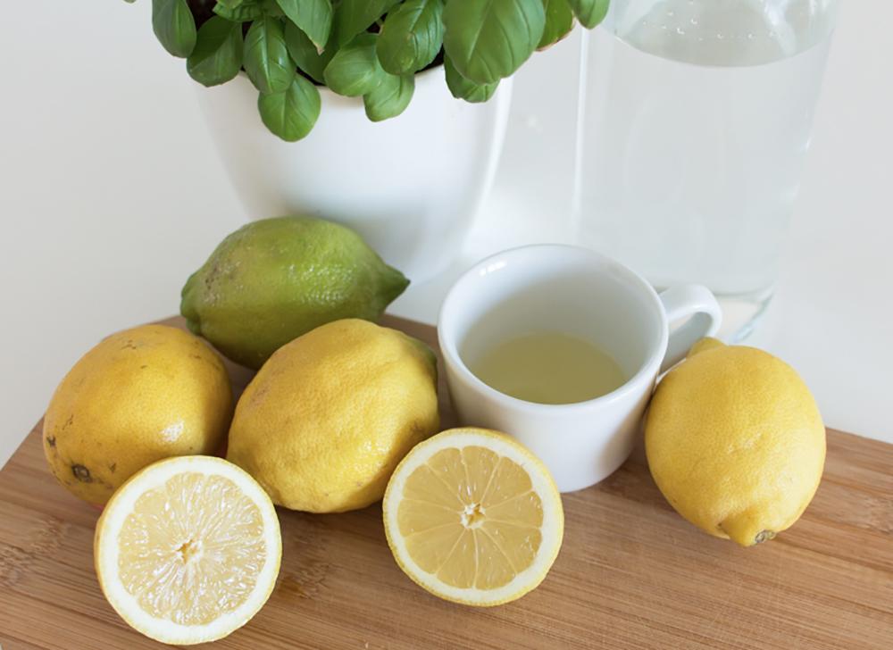 pouvoir du citron